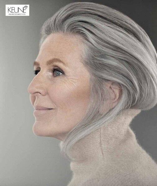 Hiussalonki Frendin tyyligalleria - Klassinen hiustyyli