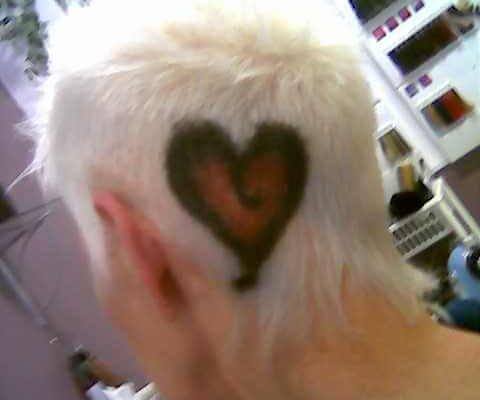 HairDesign hiustatuointi kestovärjäten